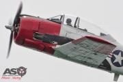 Mottys Rathmines 2016 Paul Bennet Airshows Trojan VH-FNO 0040-ASO