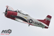 Mottys Rathmines 2016 Paul Bennet Airshows Trojan VH-FNO 0080-ASO