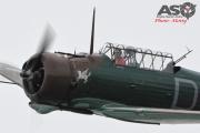 Mottys Rathmines 2016 Paul Bennet Airshows Wirraway VH-WWY 0030-ASO