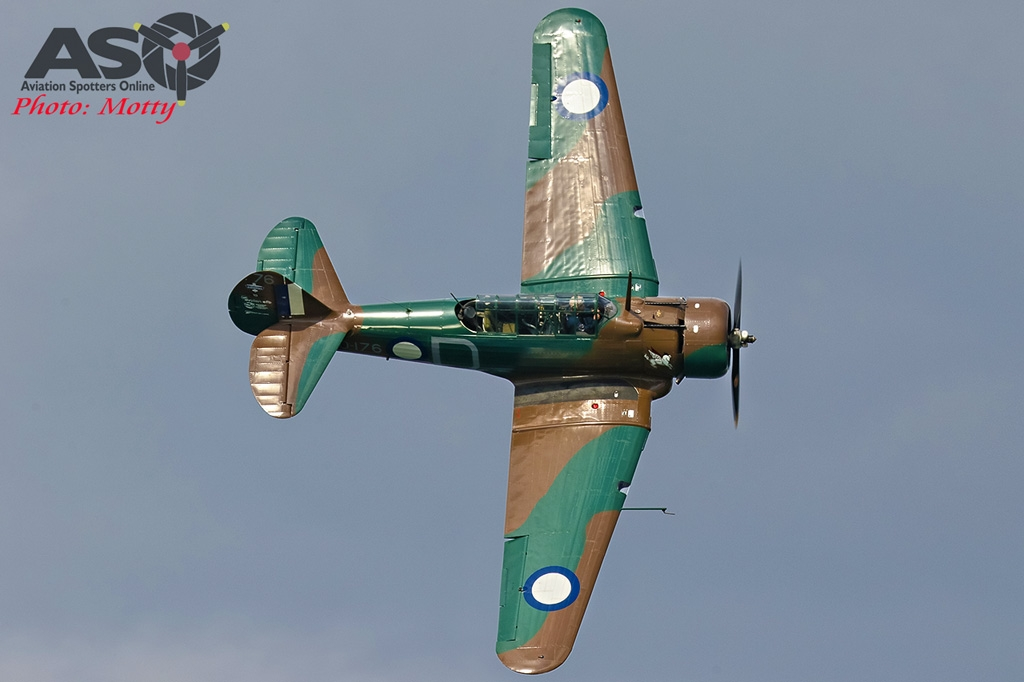 Mottys-Rathmines-Catalina-Festival-2019-Paul-Bennet-Airshows-CAC-Wirraway-VH-WWY-05183-ASO