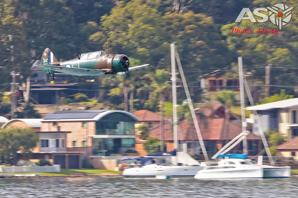 Mottys-Rathmines-Catalina-Festival-2019-Paul-Bennet-Airshows-CAC-Wirraway-VH-WWY-05460-ASO