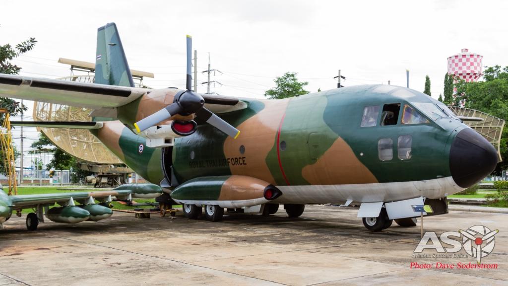 RTAF G.222 (1 of 1)