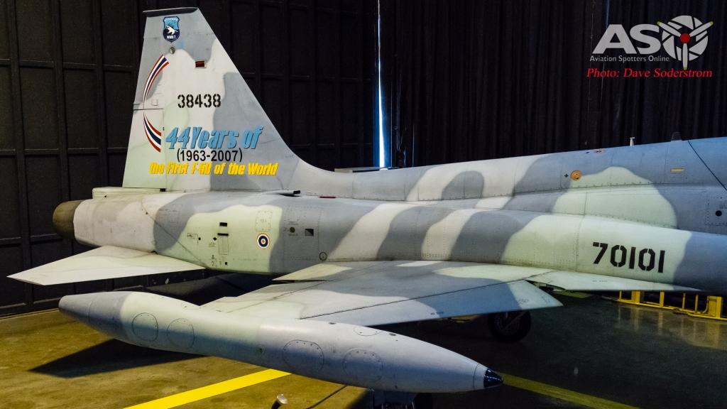 RTAF Museum F-5B 2 (1 of 1)