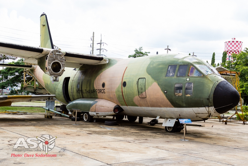 RTAF Museum G-222 ASO (1 of 1)