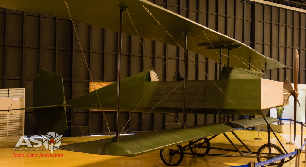 RTAF Museum NieuportIIN-IVG (1 of 1)
