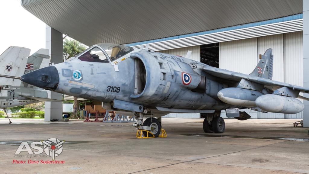 RTAF Museum RTN AV-8A Harrier ASO (1 of 1)