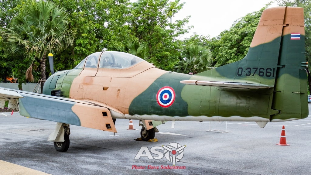 RTAF Museum T-28 ASO (1 of 1)