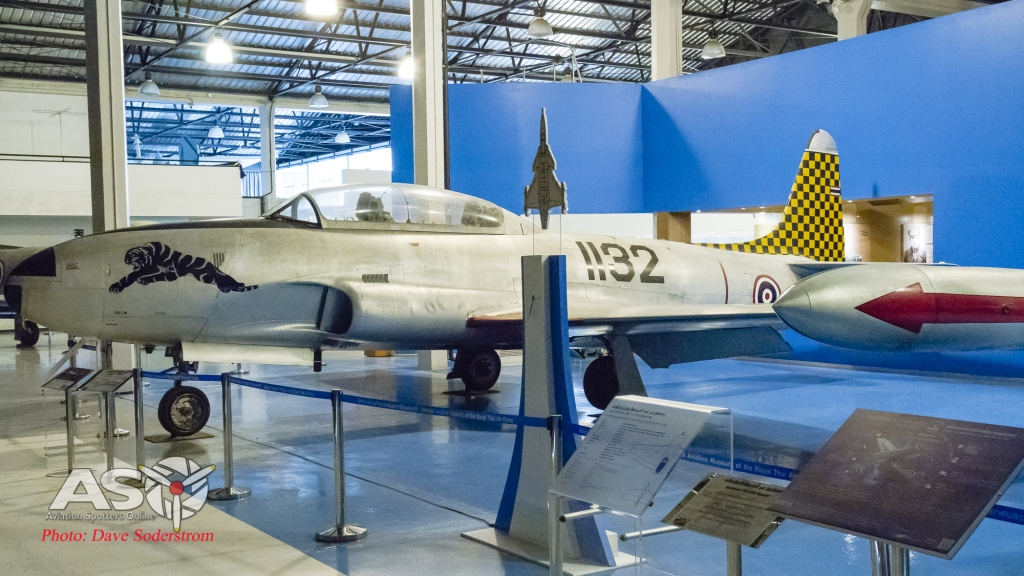 RTAF Museum T-33A ASO (1 of 1)