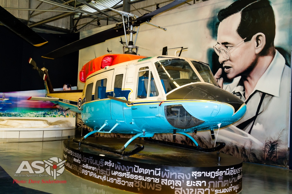 RTAF Museum Bell 212 ASO (1 of 1)
