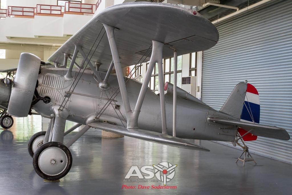 RTAF Museum Boeing 100 ASO (1 of 1)