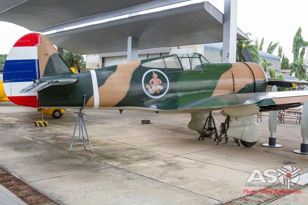 RTAF Museum Curtis hawk AOS 1 (1 of 1)