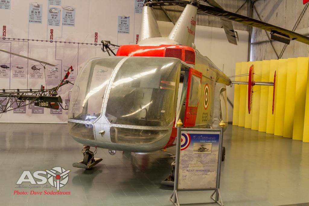RTAF Museum Kaman UH34B Husky ASO (1 of 1)