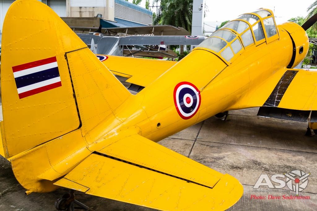 RTAF Museum Tachikawa Ki-36 ASO 2 (1 of 1)