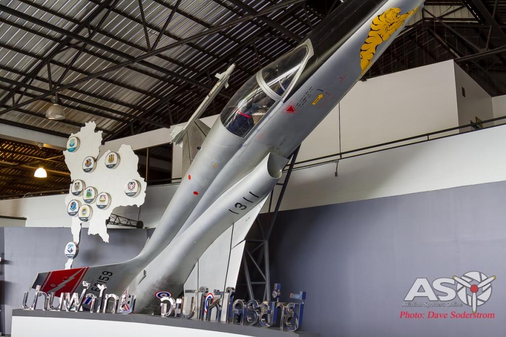 RTAF Musuem F-5 Freedom Fighter Doorway ASO 3 (1 of 1)