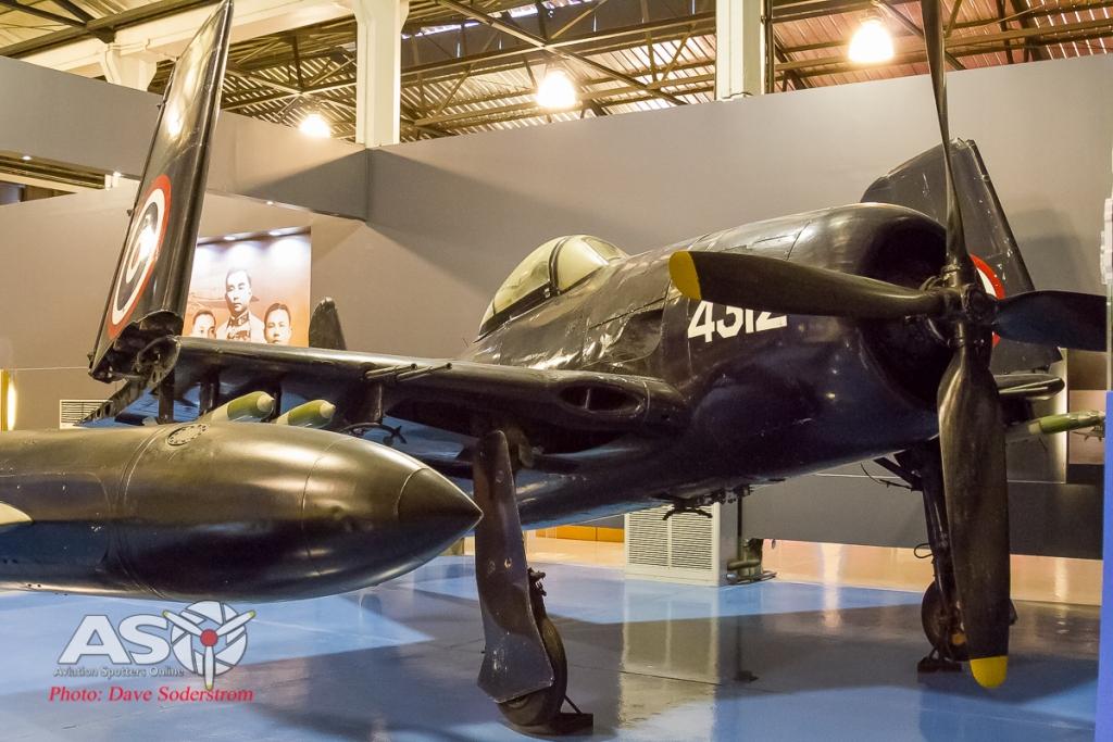RTAF Musuem Grumman F8F Bearcat ASO (1 of 1)