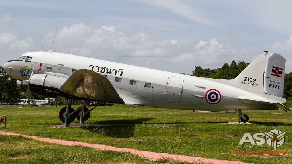 RT Navy U-Taupo Museum C-47A ASO (1 of 1)