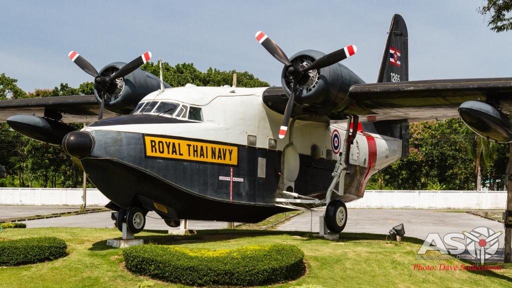 RT Navy U-Taupo Museum HU-16C 151265 ASO 2 (1 of 1)