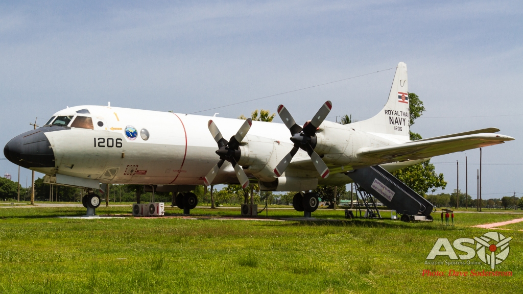 RT Navy U-Taupo Museum TP-3N ASO 2 (1 of 1)