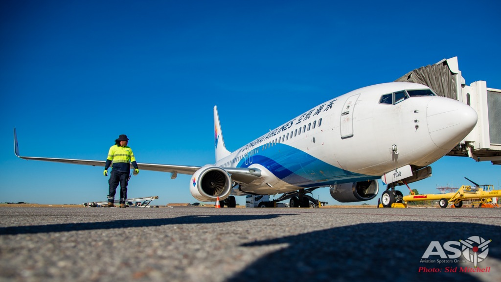 Donghai Airlines B737