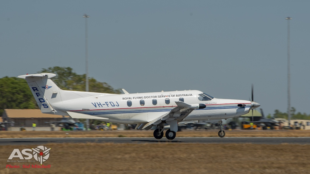 RFDS Pilatus PC-12