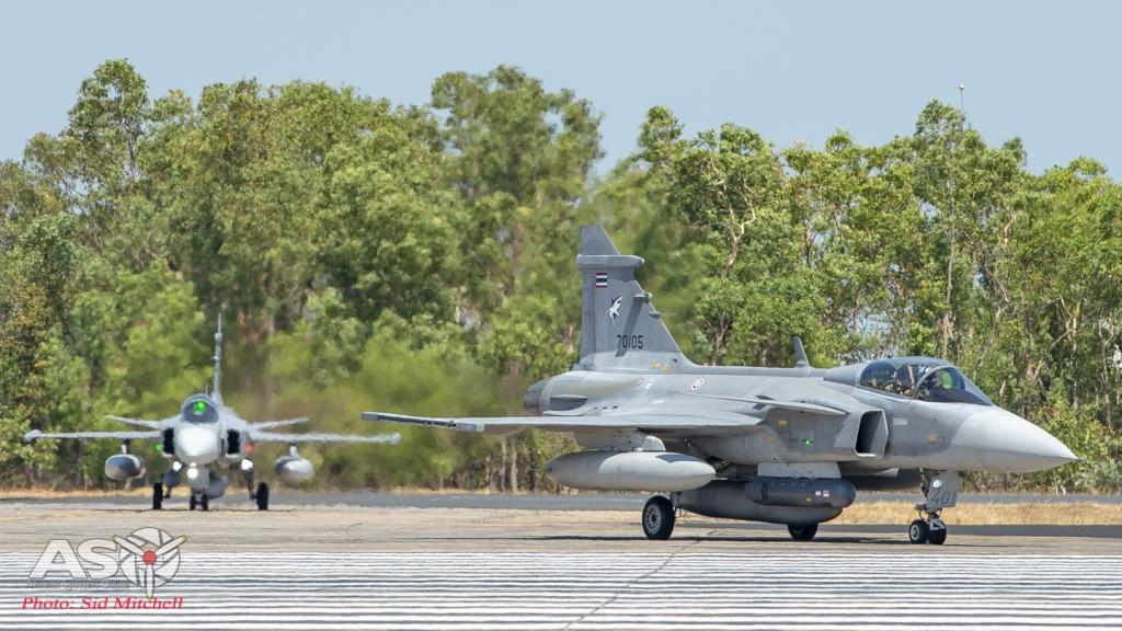 Royal Thai Air Force JAS-39 Gripen