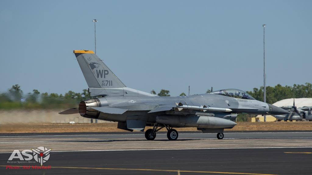 USAF F-16C