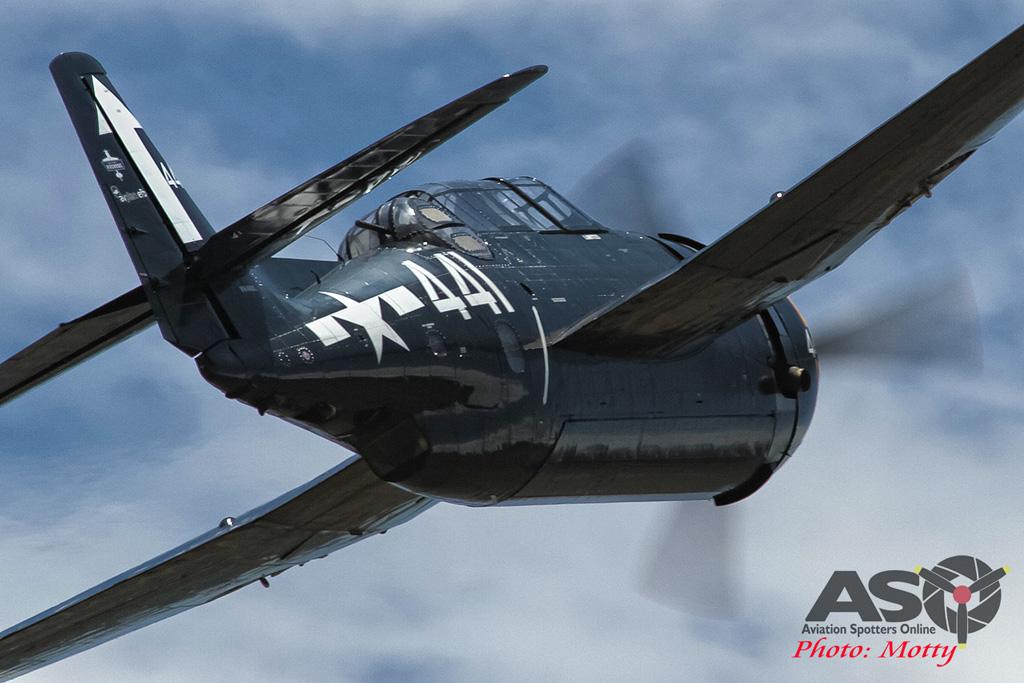 Mottys Flight of the Hurricane Scone 2 6594 Avenger VH-MML-001-ASO