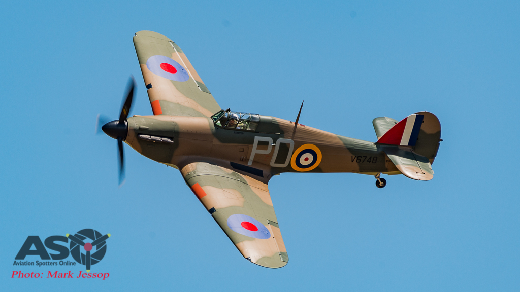 Hurricane displays for the crowd.