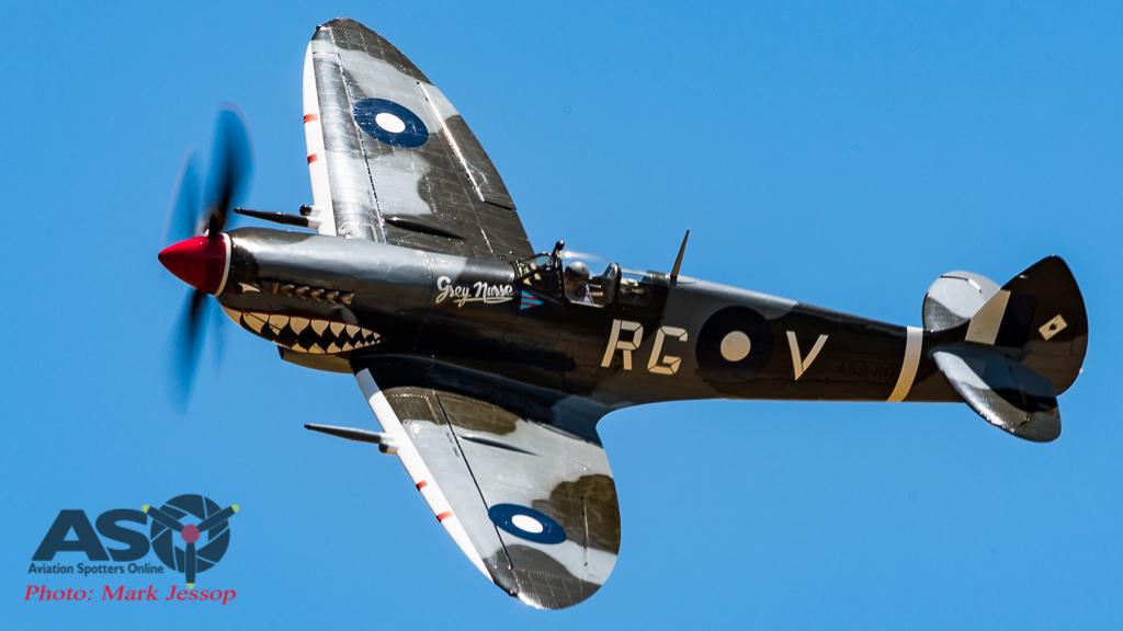 TAM MK.VIII Spitfire