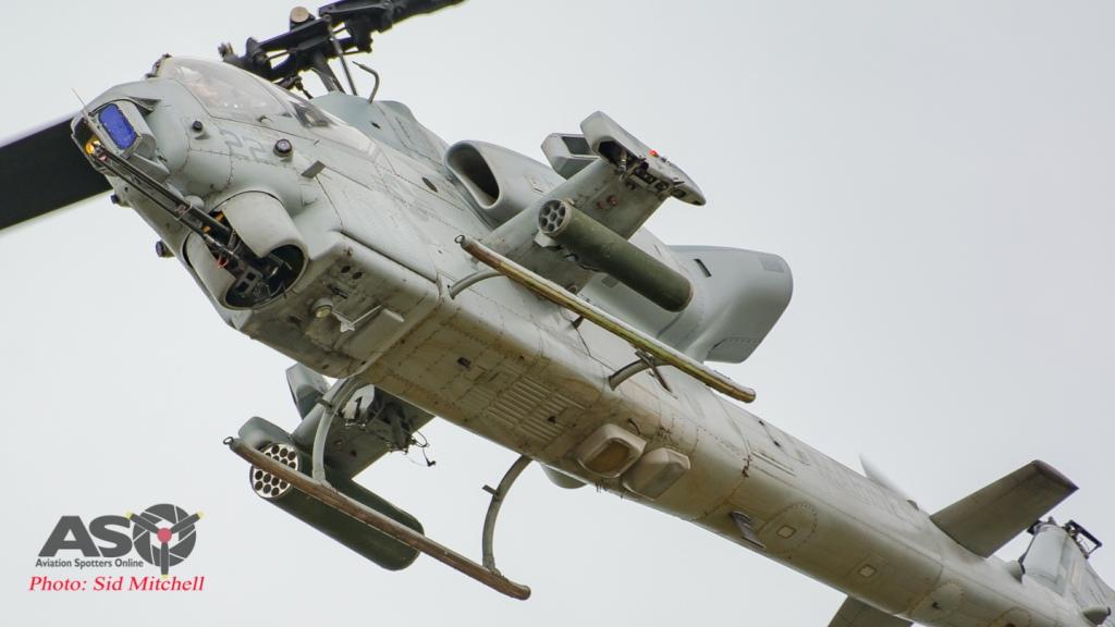 USMC AH-1W Super Cobra from HMLA-367