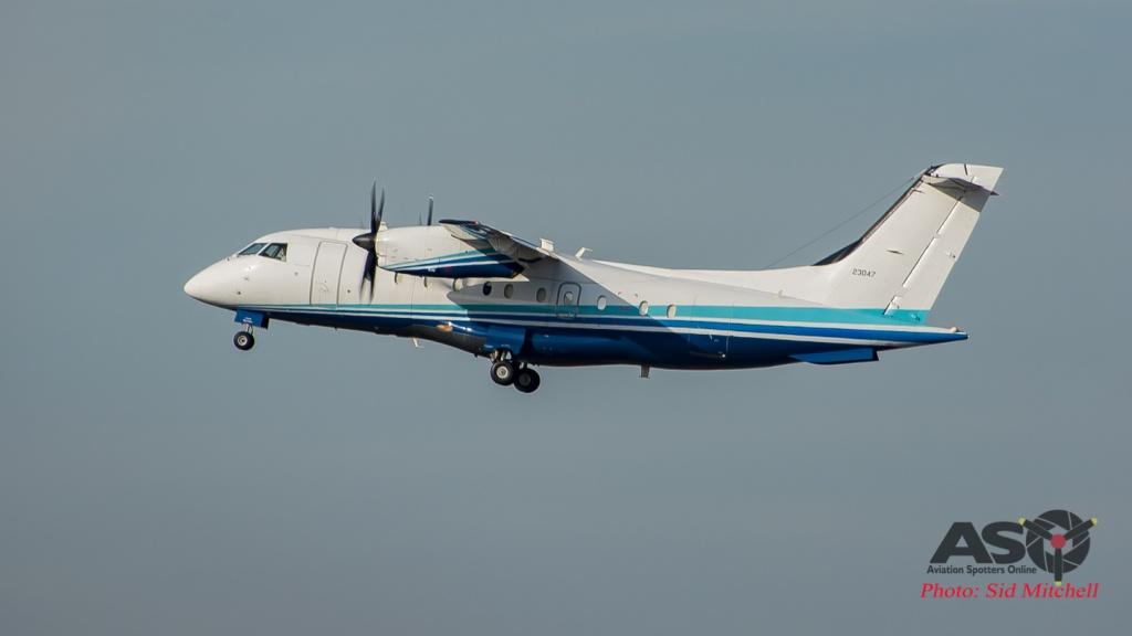 USAF Dornier C-146 Wolfhound from 524thSOS/ 27th SOW