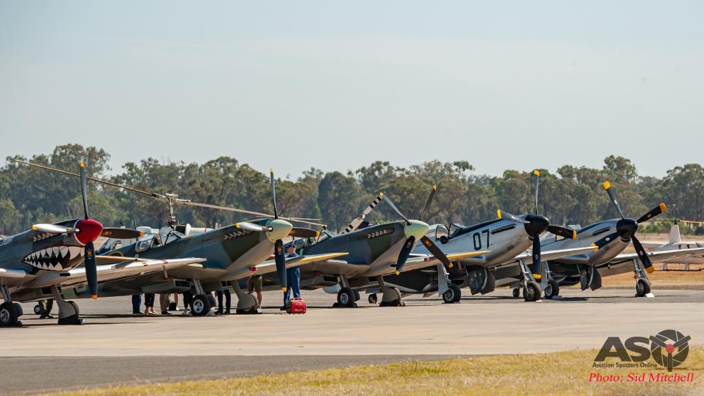 Fighter line up