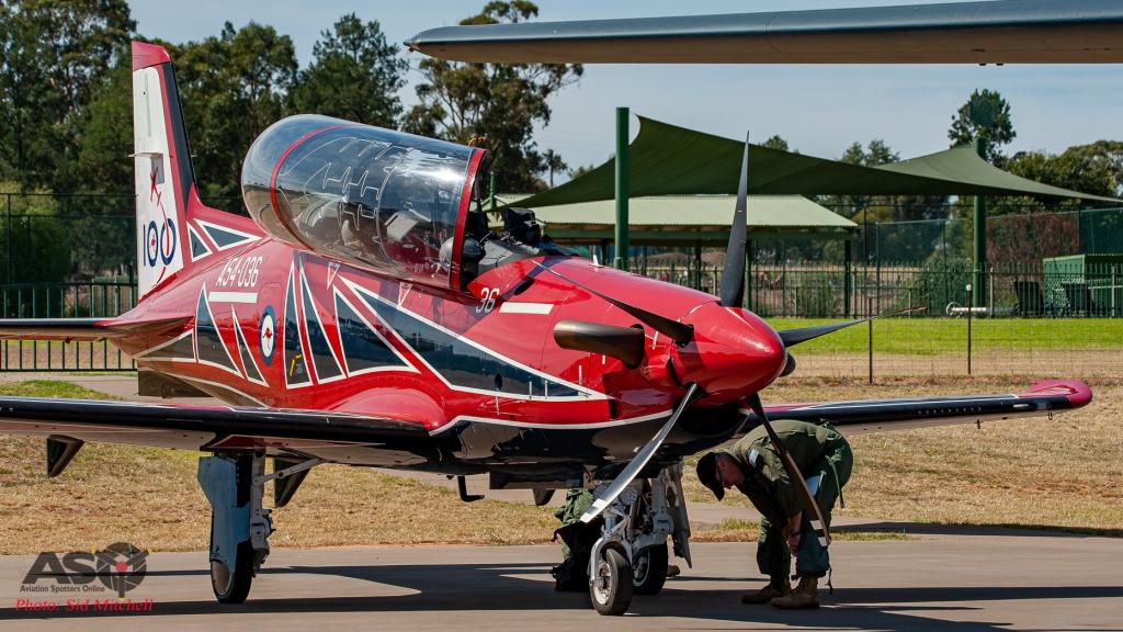 Temora RAAF Roulettes