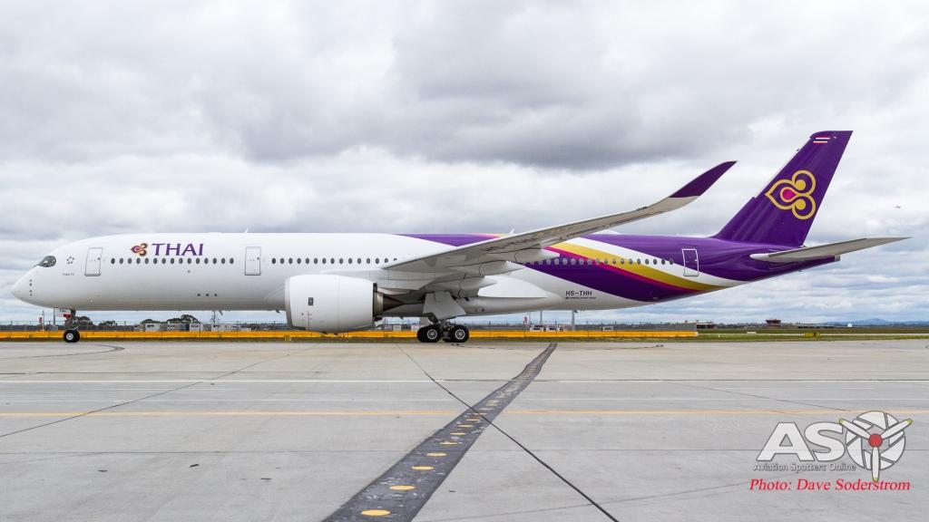 HS-THH Thai Airways Airbus A350-941 ASO 7 (1 of 1)