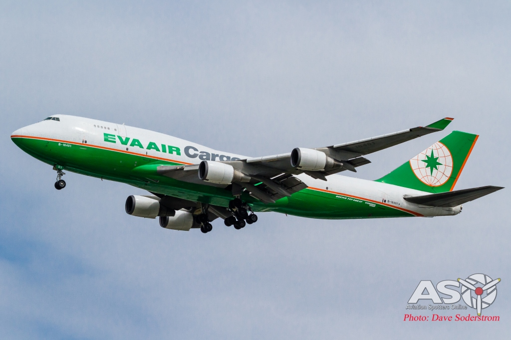 B-16401 Eva Air Cargo Boeing 747-400SF ASO (1 of 1)