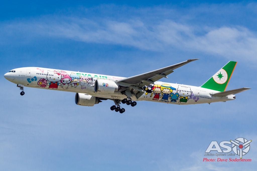 B-16703 EVA Air Boeing 777-300ER ASO (1 of 1)