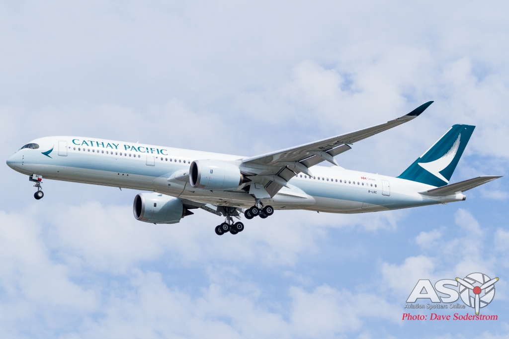 B-LRC Cathay Pacific Airbus A350 ASO 3 (1 of 1)