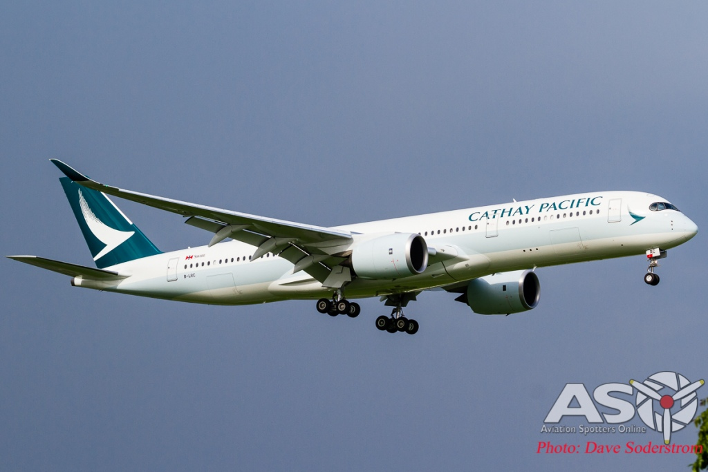 B-LRC Cathay Pacific Airbus A350 ASO LR (1 of 1)