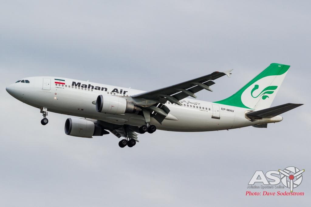 EP-MNV Mahan Air Airbus A310 ASO (1 of 1)
