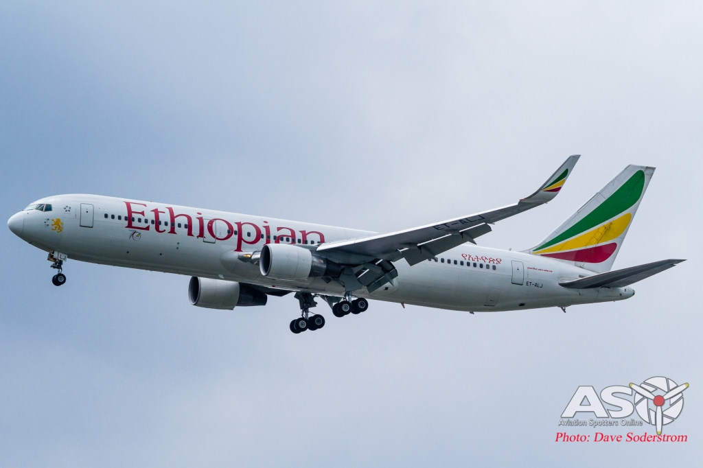 ET-ALJ Ethopian Airlines Boeing 767-300ER ASO (1 of 1)