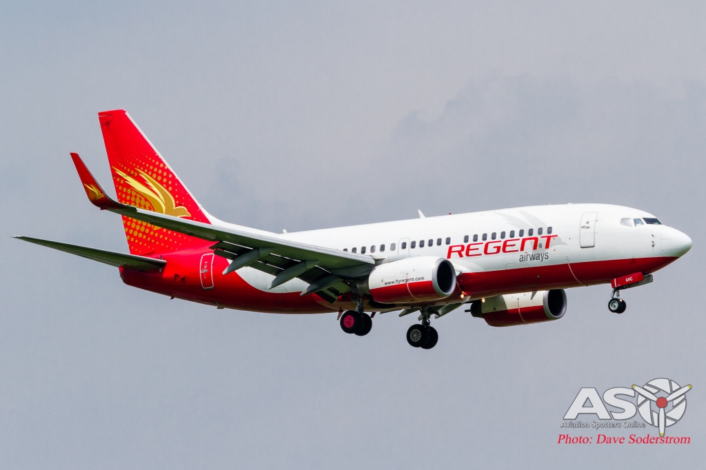 S2-AHC Regent Airways Boeing 737-700 ASO (1 of 1)