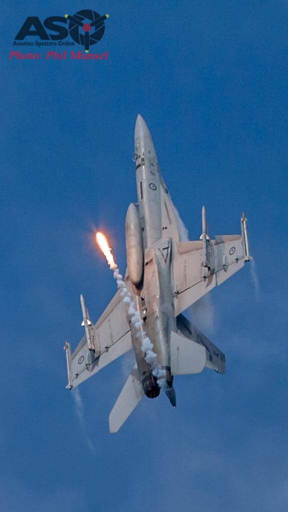 RAAF FA-18F Super Hornet