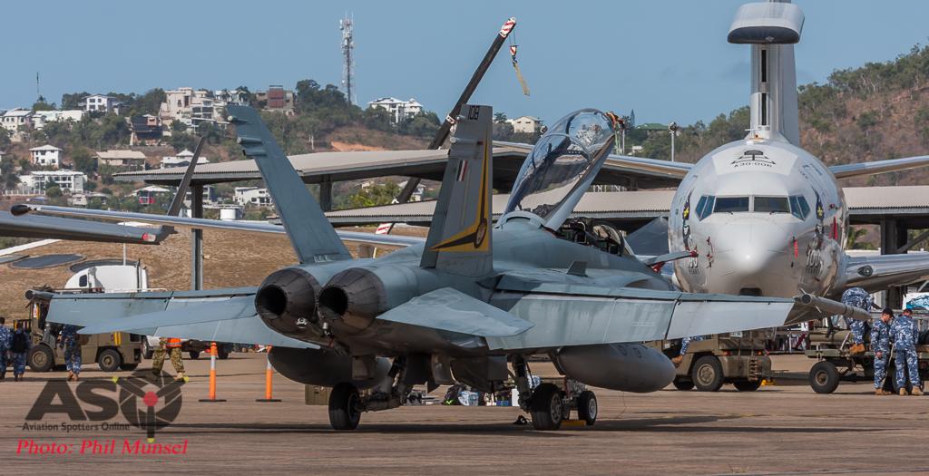 RAAF FA-18 Hornet (8)