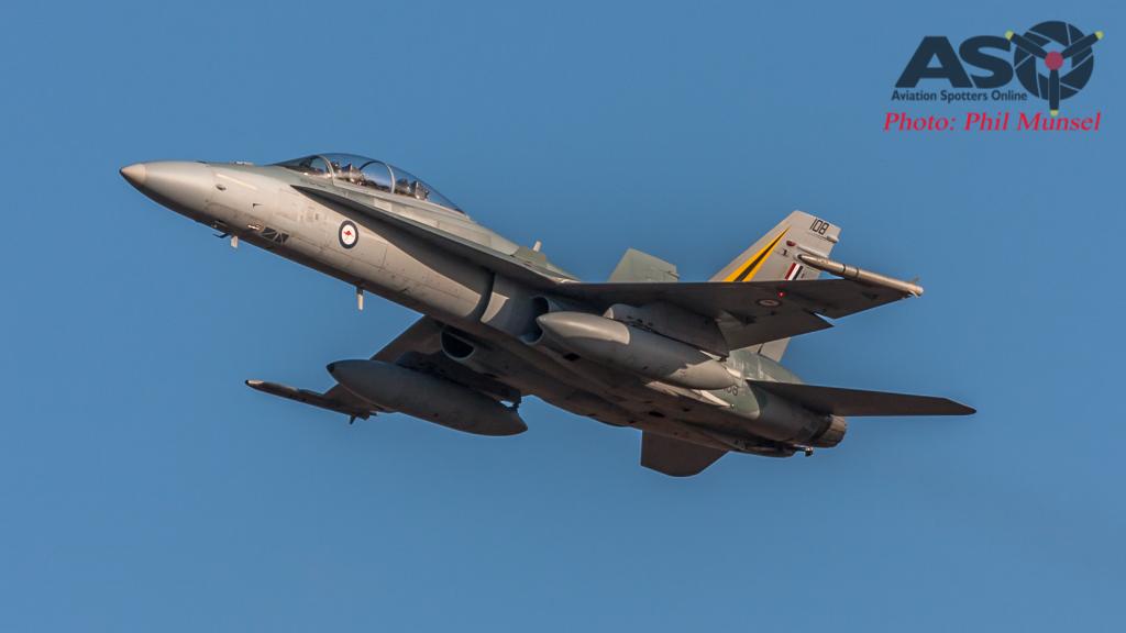 RAAF FA-18 Hornet (9)