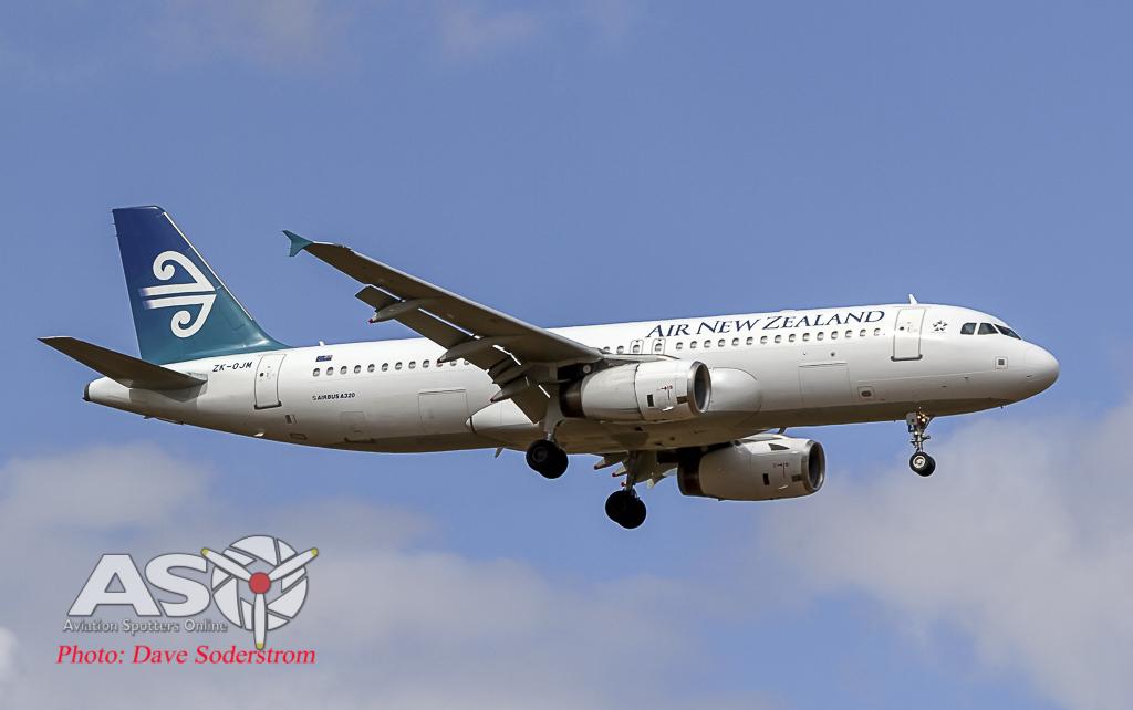 ANZ A320 ASO