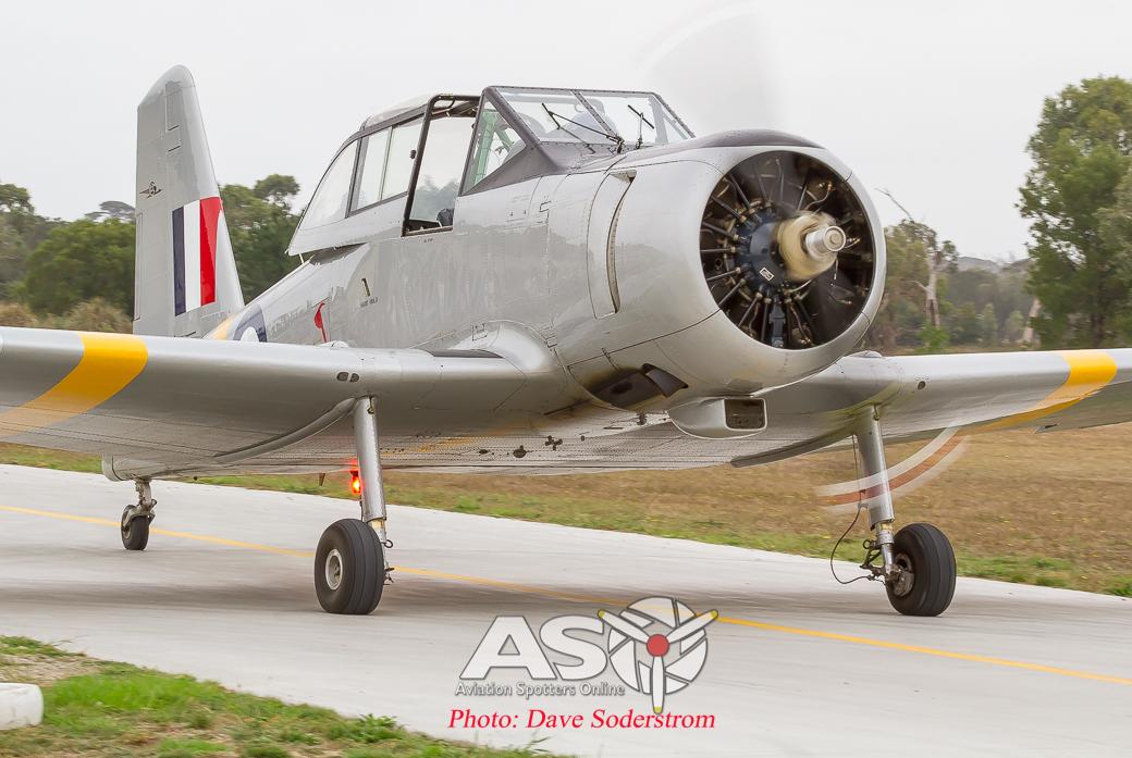 RAAF M Winjeel Tyabb ASO (1 of 1)