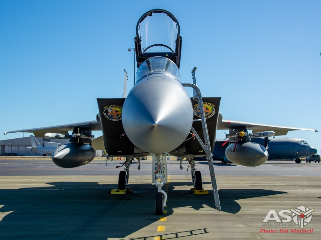 USAF F-15C