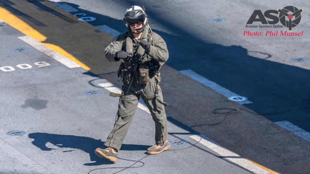 USS Bonhomme Richard 2017.Media Day (124)