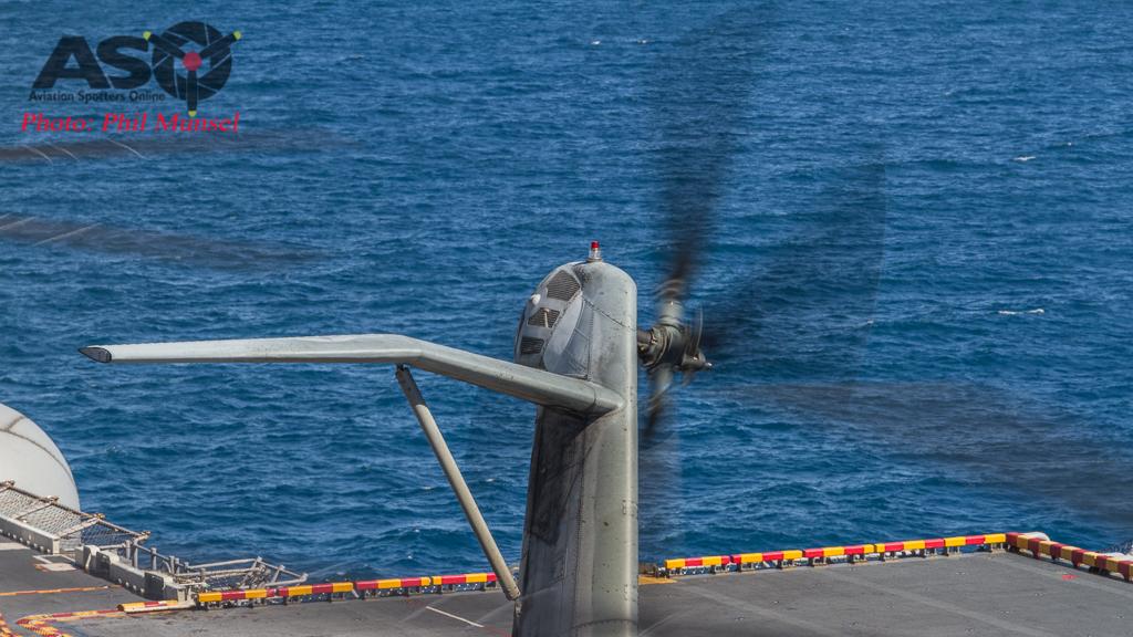 USS Bonhomme Richard 2017.Media Day (150)