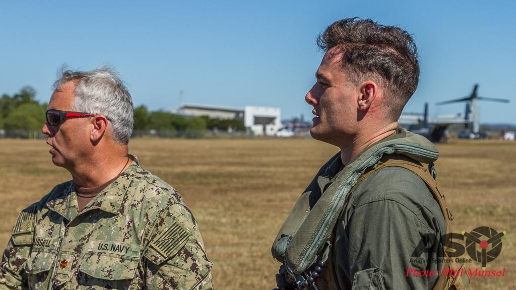 USS Bonhomme Richard 2017.Media Day (16)